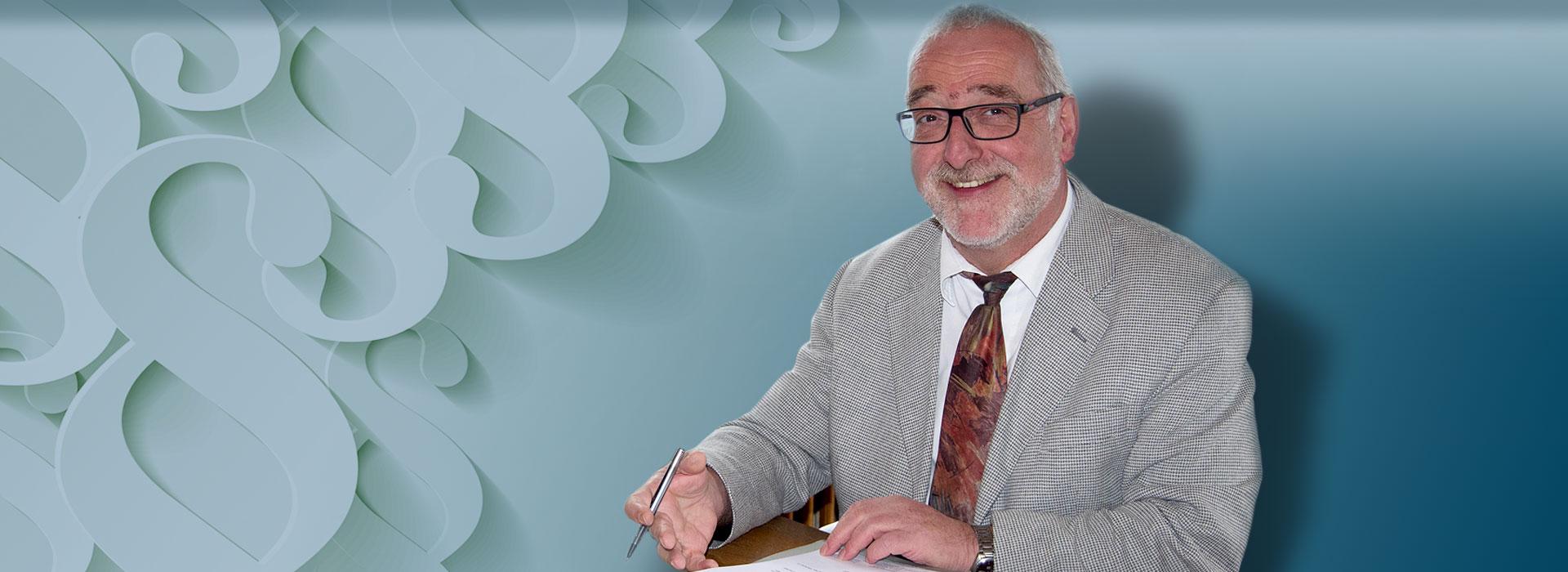 Rechtsanwalt Ellmar Lichtenberg